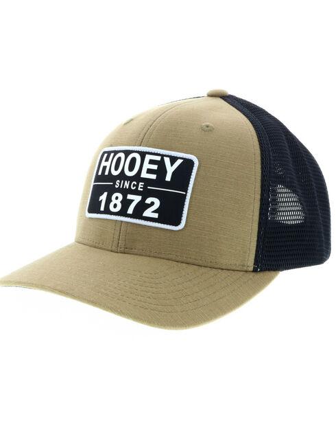 Hooey Men's Moab Snapback Mesh Trucker Cap, , hi-res