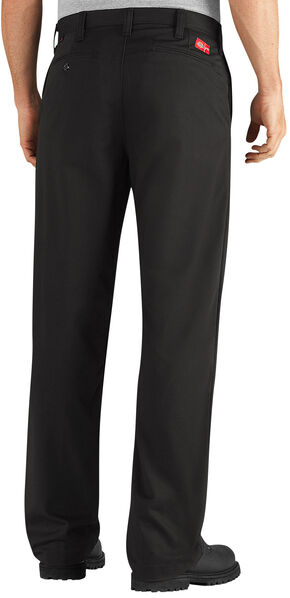 Dickies Flame Resistant Twill Pants - Tall, Black, hi-res