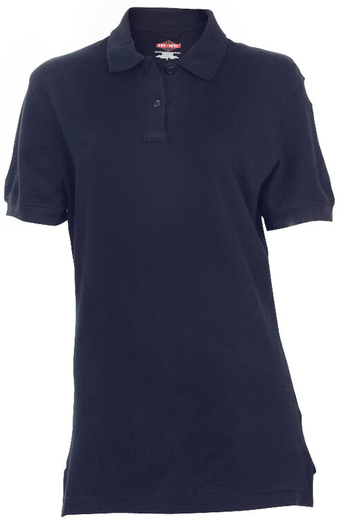 Tru-Spec Women's Navy 24-7 Dri-Release Polo Shirt , Navy, hi-res