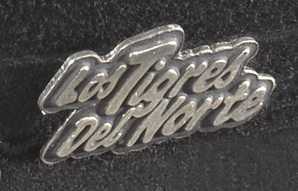 Larry Mahan 3X Los Tigres Del Norte Black Felt Cowboy Hat , Black, hi-res