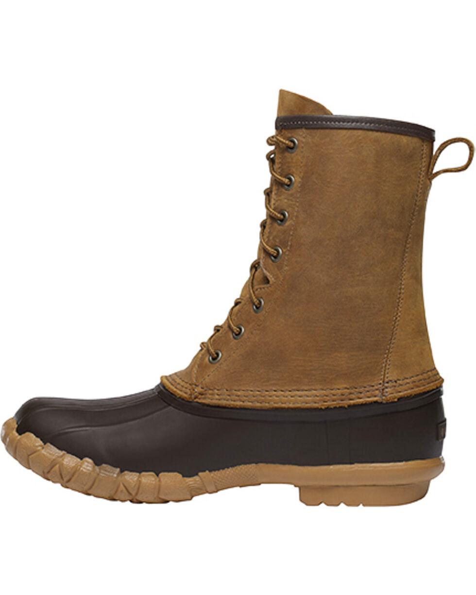 LaCrosse Men's Uplander II Pac Boots - Round Toe, Brown, hi-res