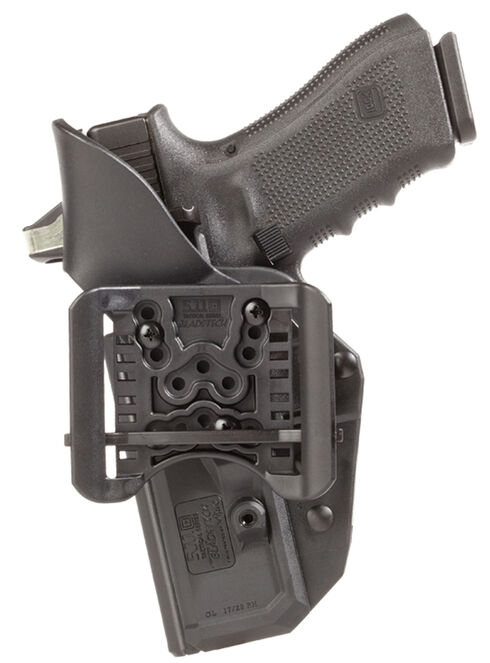 5.11 Thumbdrive Holster - Glock 17/22 (Right Hand), Black, hi-res