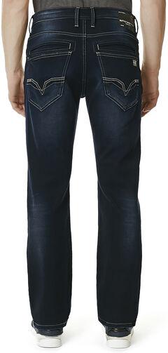 Buffalo Men's Game-X Bootcut Jeans, Denim, hi-res