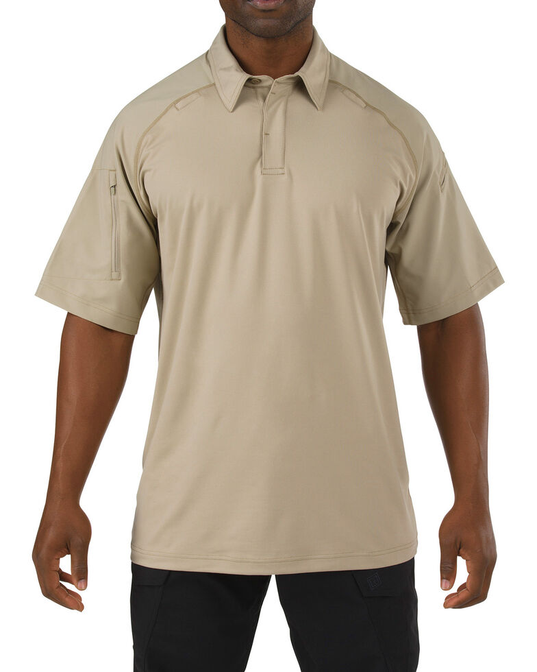 5.11 Tactical Rapid Performance Short Sleeve Polo Shirt - 3XL, , hi-res