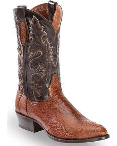 e2995a1ebc1c4 Men's Ostrich Skin Boots - Sheplers