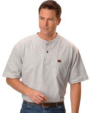 Wrangler Riggs Work Wear Henley, Ash, hi-res