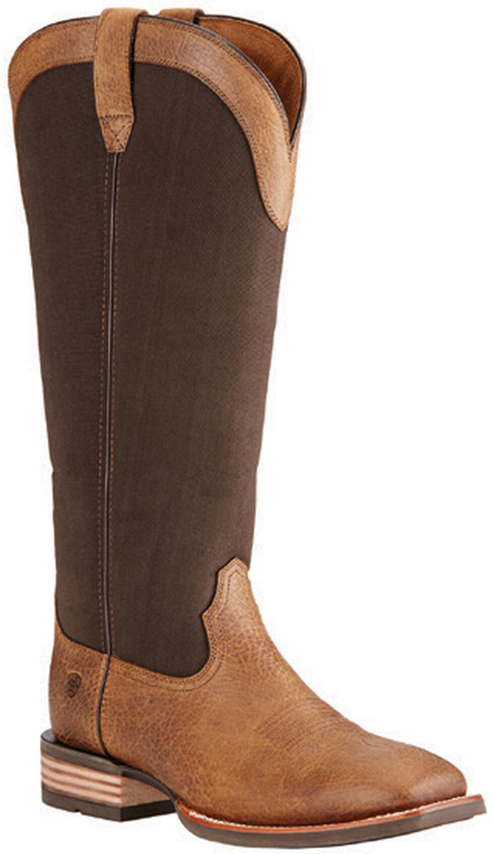 Ariat Quickdraw Snake Bite Western Work Boots - Square Toe, , hi-res