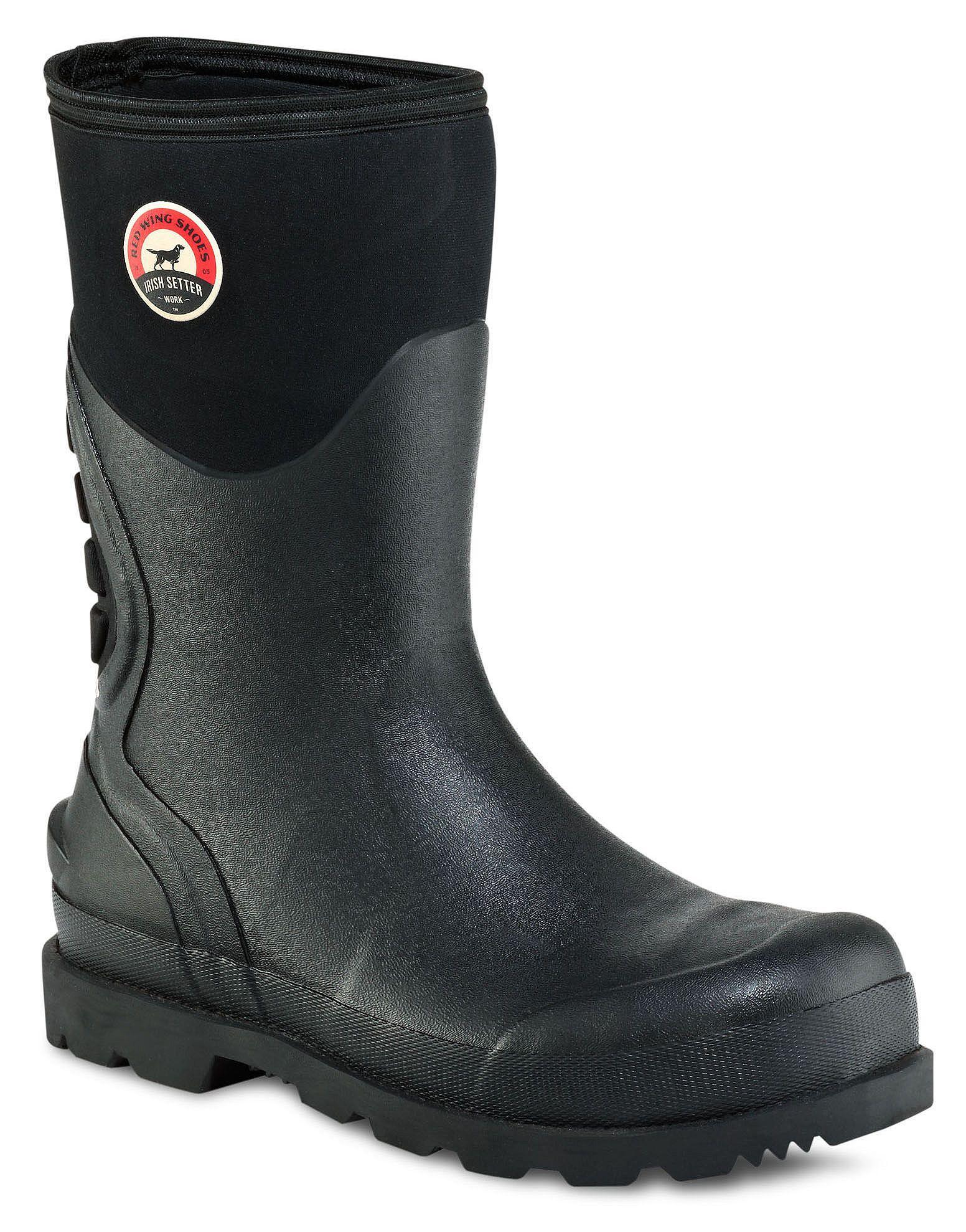 Red Wing Steel Toe Boots - Sheplers
