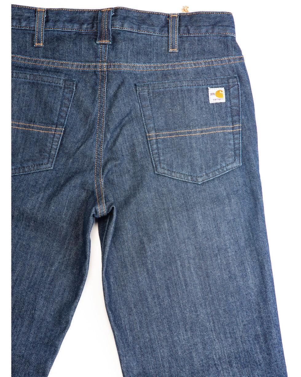 Carhartt Women's FR Rugged Flex Jeans, Indigo, hi-res