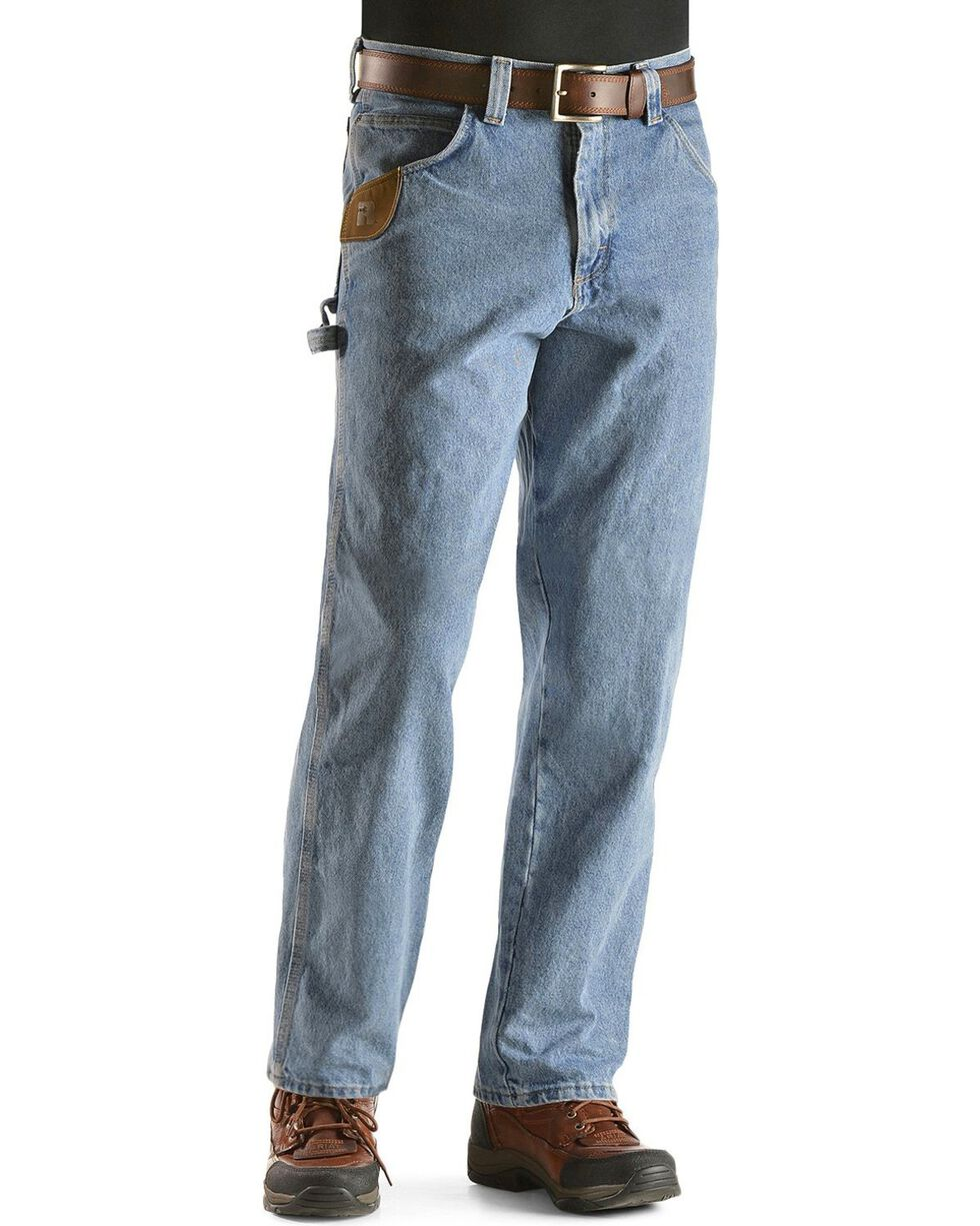 Wrangler Jeans - Riggs Workwear Relaxed Carpenter Jeans, Vintage Indigo, hi-res