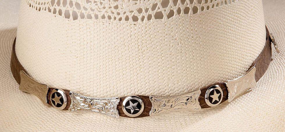9ecc91348f0 Justin 20X Mesa All Around Straw Cowboy Hat