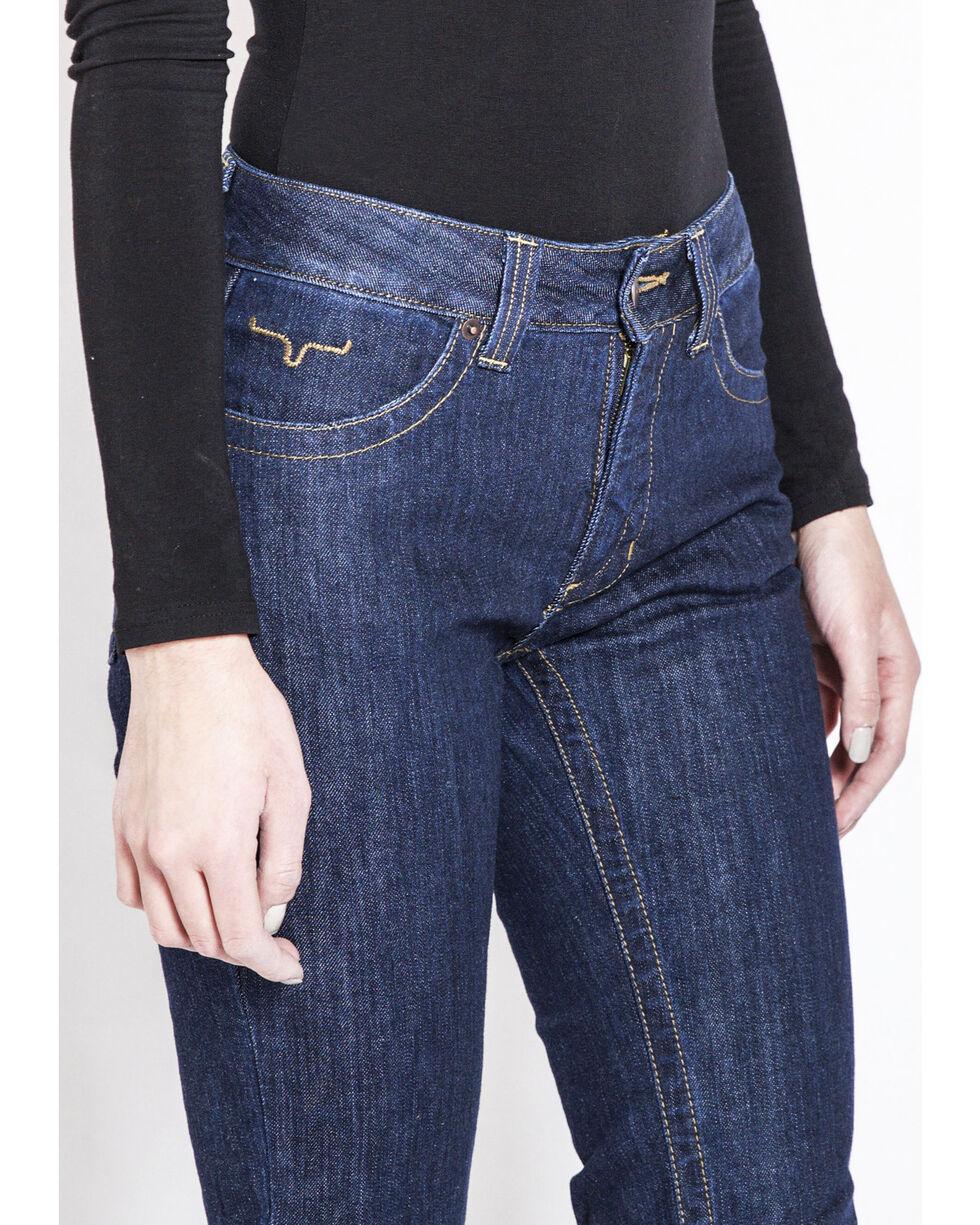 Kimes Ranch Women's Betty Modest Boot Cut Jeans, Indigo, hi-res