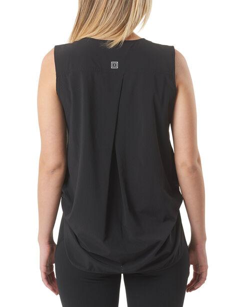 5.11 Tactical Women's Calypso Top , Black, hi-res