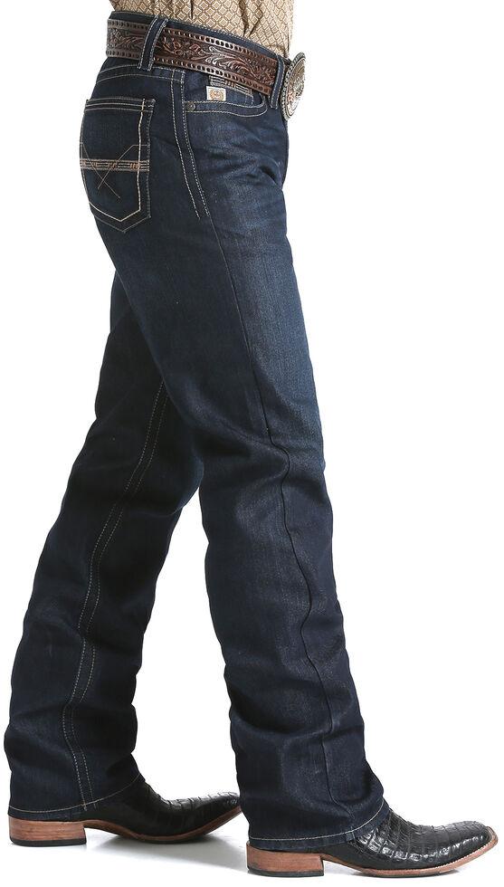 Cinch Men's Grant Dark Rinse Sorbtek Relaxed Fit Jeans - Boot Cut , Indigo, hi-res