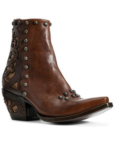 Ariat Women's Diva Warm Western Boots - Snip Toe, Brown, hi-res