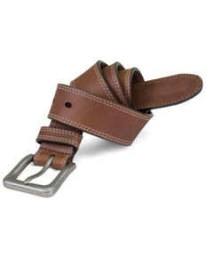 Timberland Pro Men's Boot Leather Belt, Brown, hi-res