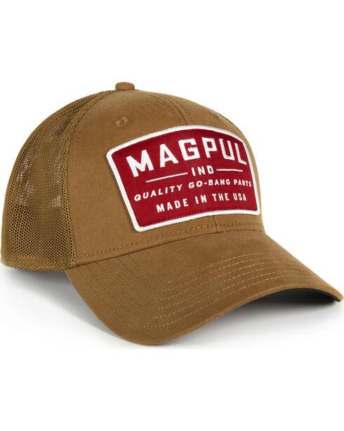Magpul Men's Go Bang Mid Crown Snapback Baseball Cap , , hi-res
