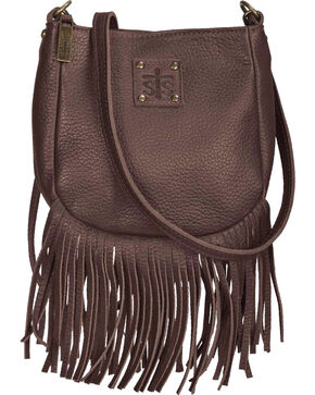 STS Ranchwear Chocolate Medicine Bag , Chocolate, hi-res