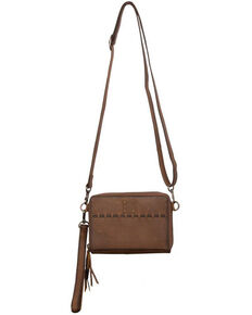STS Ranchwear Women's Baroness Package Deal Purse, Brown, hi-res