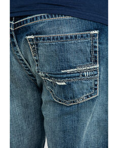Ariat Men's M5 Lennox Stretch Slim Straight Jeans , Blue, hi-res