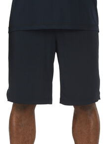 5.11 Tactical Men's Utility PT Shorts - 3XL, Navy, hi-res