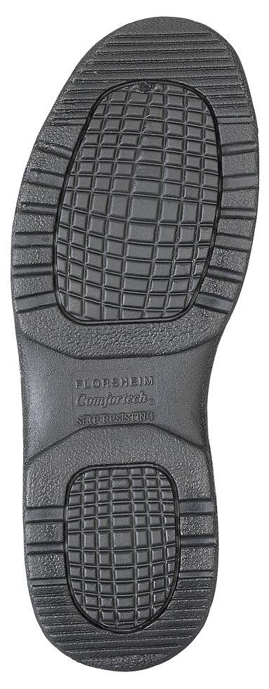 Florsheim Women's Fiesta Oxford Work Shoes - Composite Toe, Black, hi-res