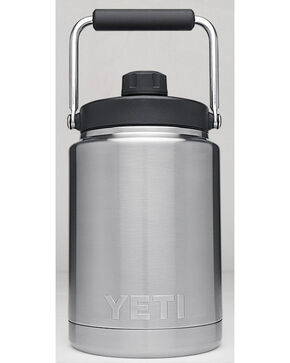Yeti Steel Half Gallon Jug Rambler , Steel, hi-res