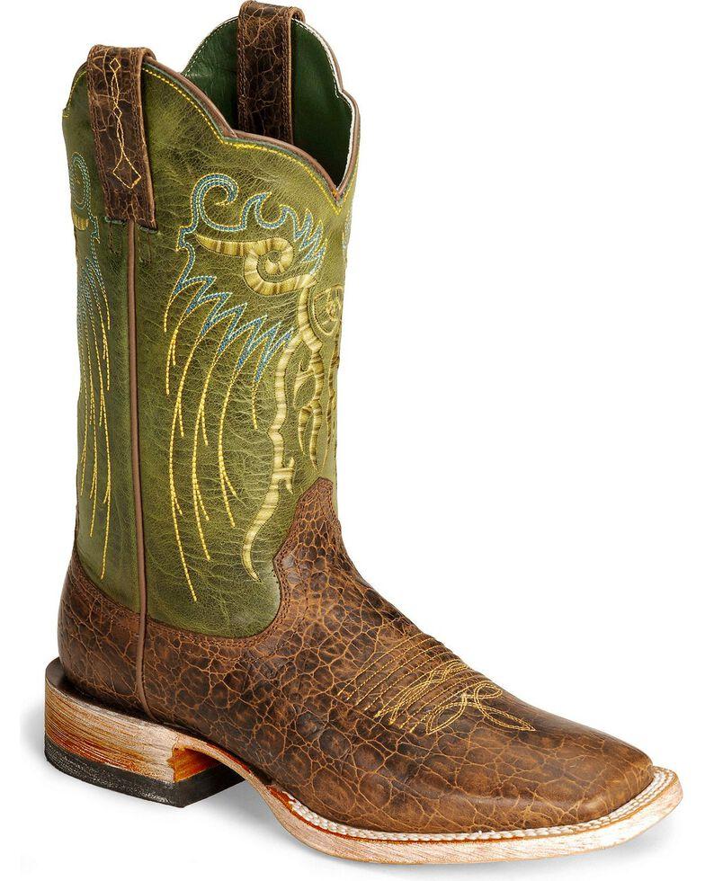 Ariat Mesteno Cowboy Boots - Square Toe, Clay, hi-res