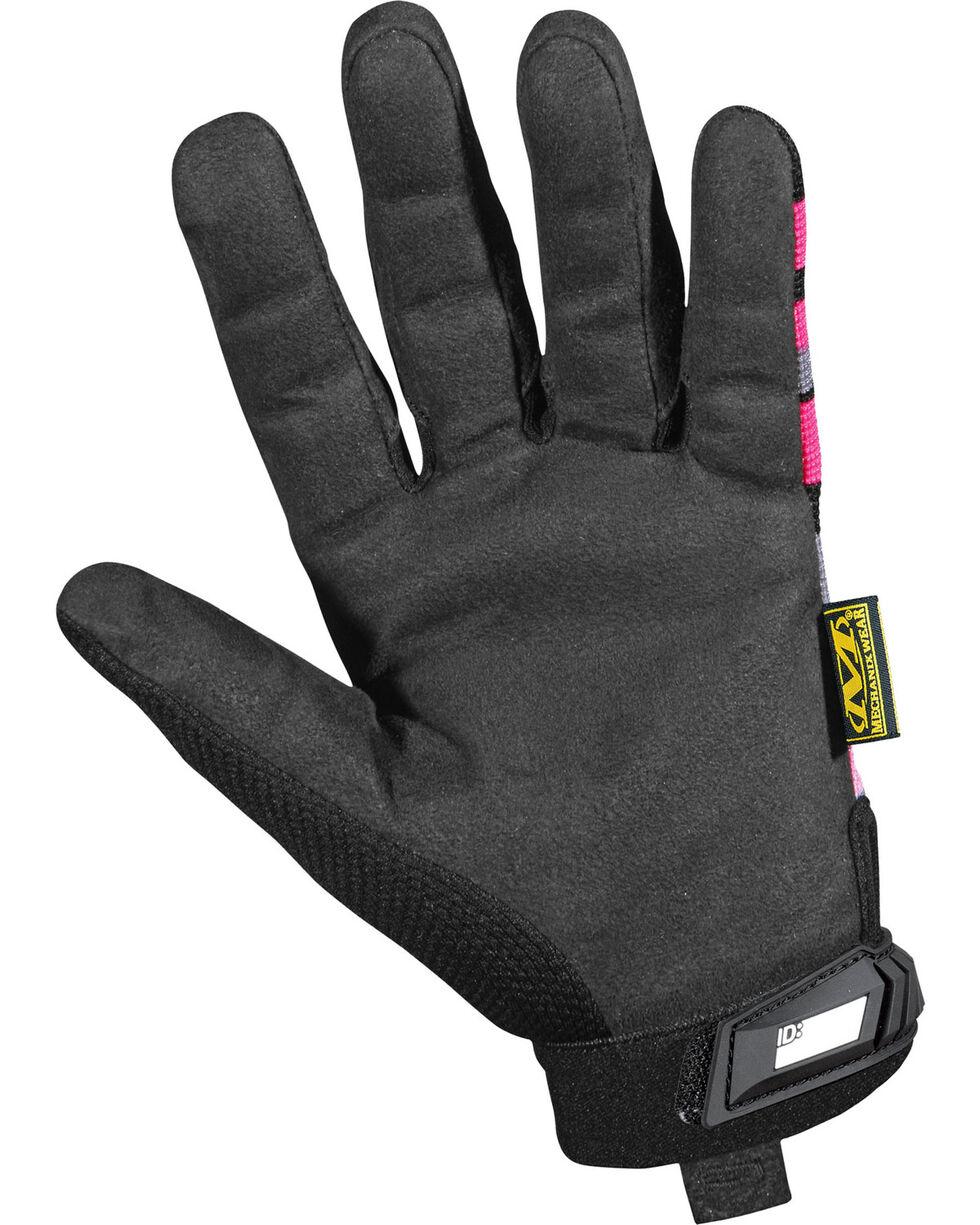 Mechanix Wear Women's Pink Camouflage Original Gloves, , hi-res