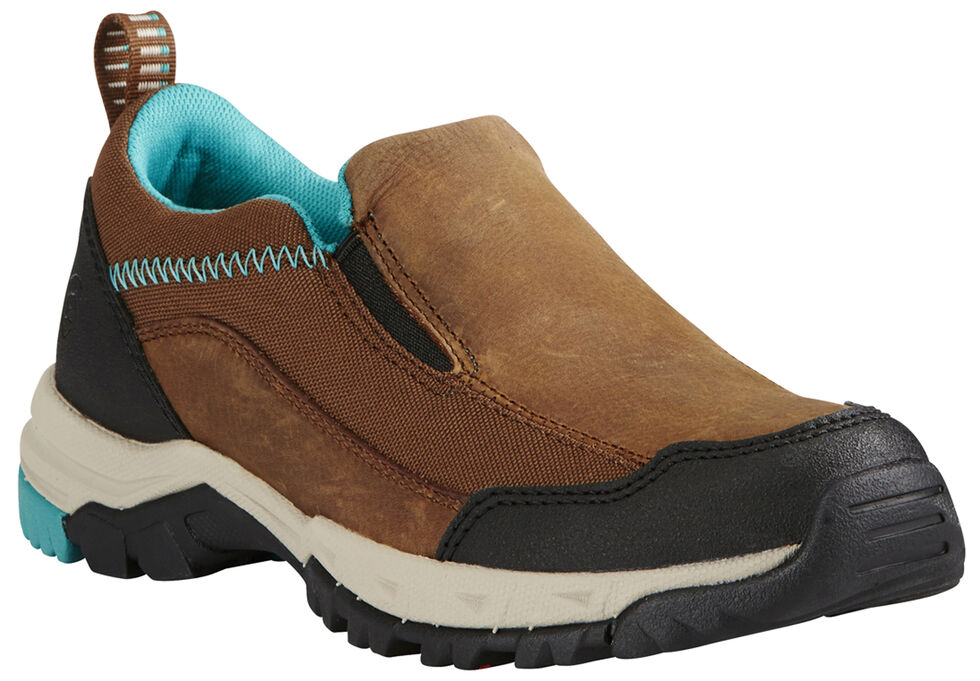 Ariat Women's Skyline Slip-On Shoes, Taupe, hi-res
