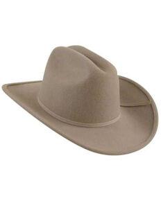 Bailey Kids Eddy Bros Silverbelly Ranger Wool Felt Western Hat , Silver Belly, hi-res