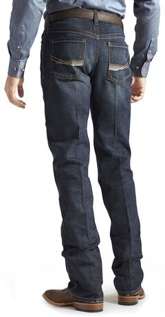 Ariat Denim Jeans - M2 Roadhouse Bootcut, Dark Stone, hi-res