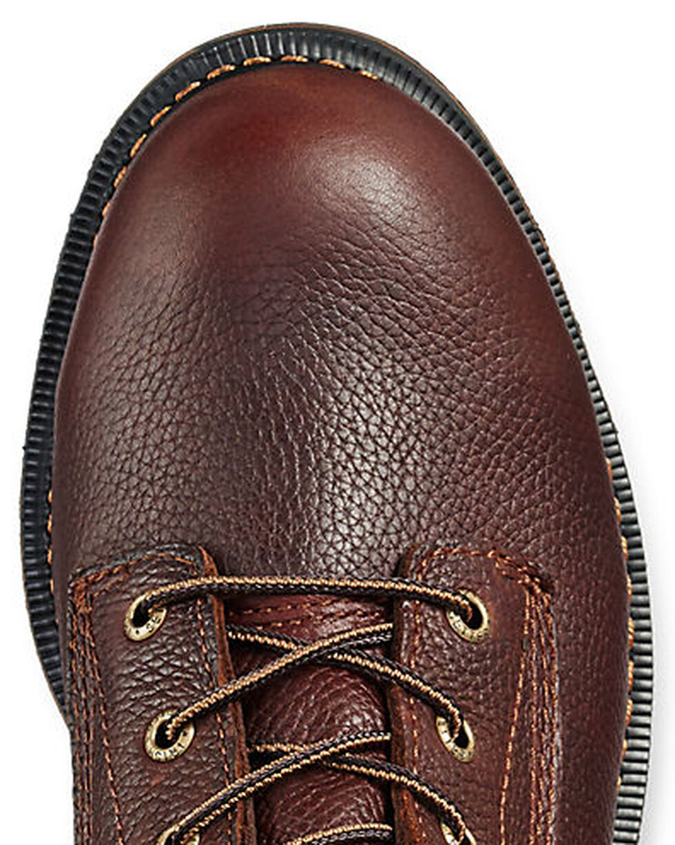 """Irish Setter by Red Wing Shoes Men's Farmington 6"""" Work Boots - Safety Toe   , Brown, hi-res"""