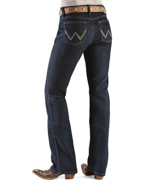 "Wrangler Jeans - Q-Baby Ultimate Riding - 32"", 34"", 36"", 38"", Dk Dynasty, hi-res"
