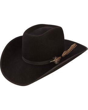 Resistol Youth Holt JR Wool Hat, Black, hi-res