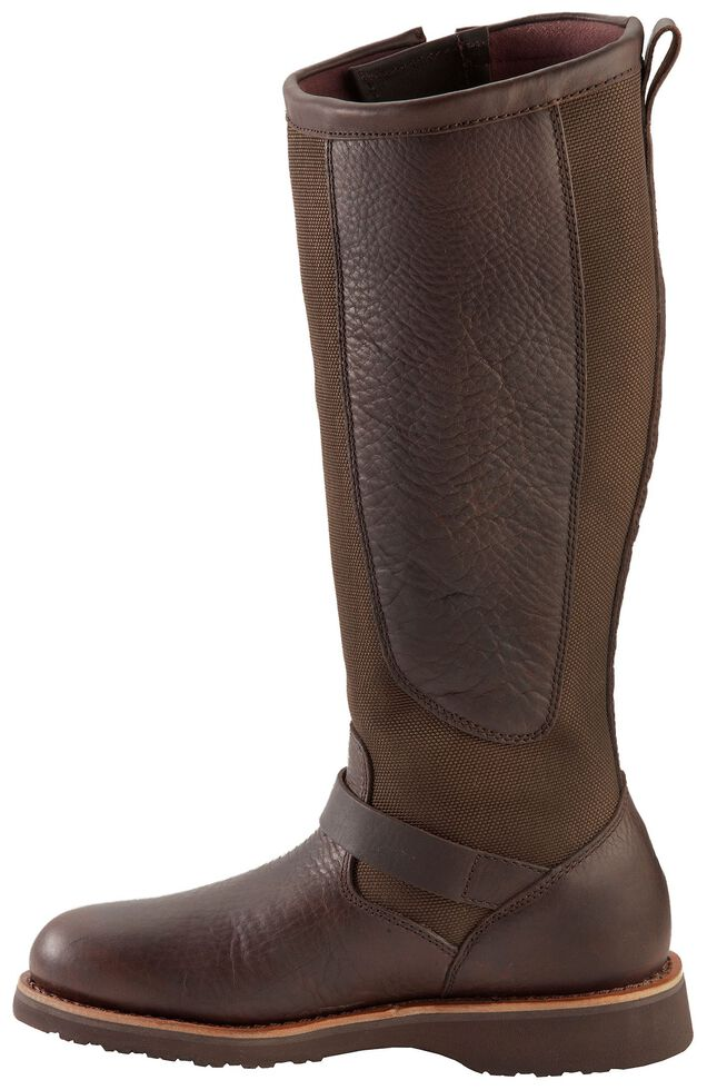 Chippewa Pitstop Pull-On Waterproof Snake Boots - Round Toe, Briar, hi-res