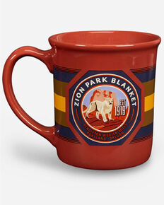 Pendleton Zion National Park Coffee Mug, Yellow, hi-res