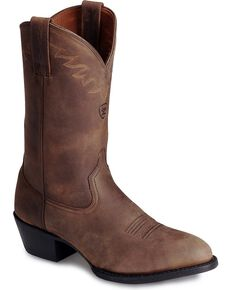 Ariat Sedona Arena Cowboy Boots, Distressed, hi-res