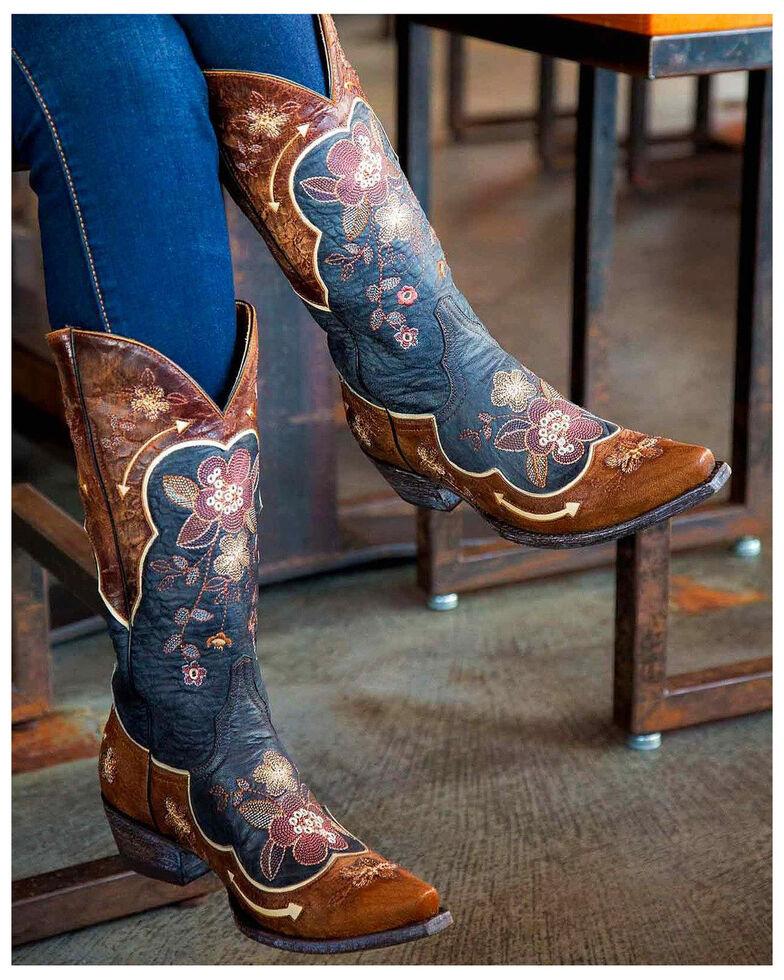8935840fac6 Old Gringo Women's Black Bonnie Western Boots - Snip Toe