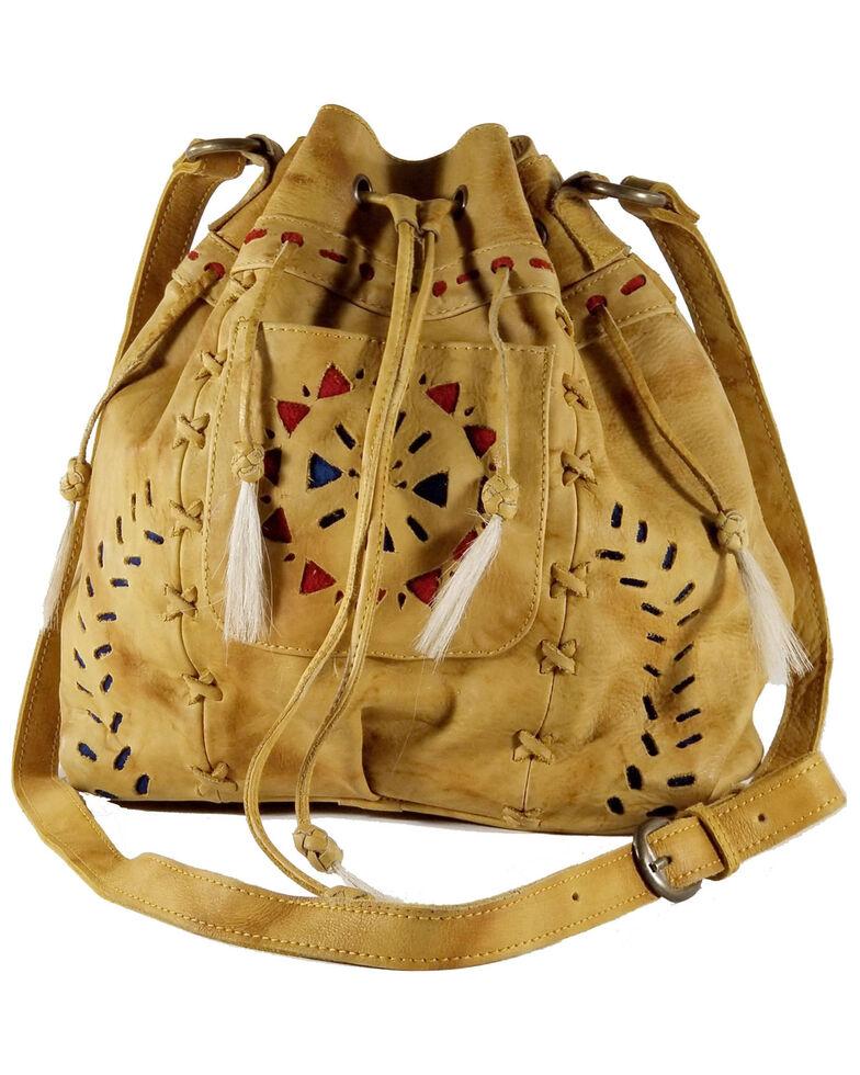 Kobler Leather Women's Tan Toledo Crossbody Bag, Tan, hi-res