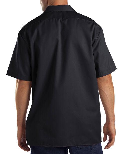 Dickies Men's Short Sleeve Work Shirt - Big, , hi-res