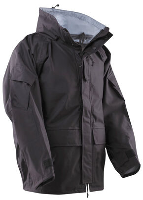 Tru-Spec Men's H2O Proof Gen-2 ECWCS Parka, Black, hi-res