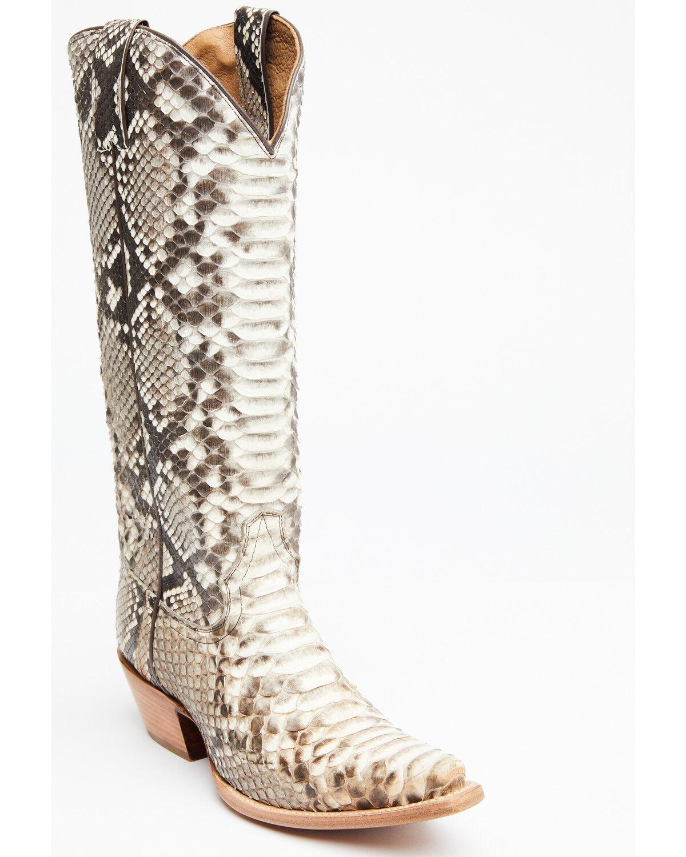 Women's Snake Skin Boots - Sheplers