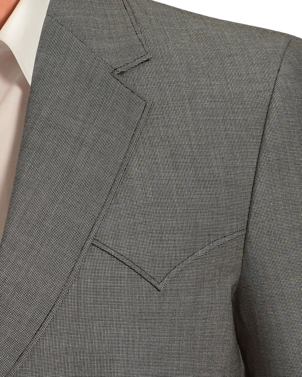 Circle S Men's Steel Grey Lubbock Sport Coat , Black, hi-res