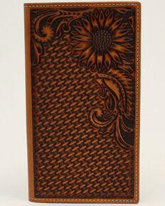 Nocona Men's Sunflower Rodeo Wallet, No Color, hi-res