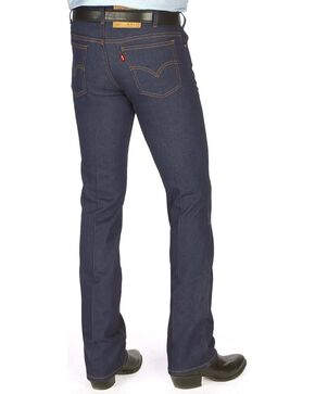 "Levi's Jeans 517 Boot Cut - Stretch - Big. 44"" Waist, Indigo, hi-res"