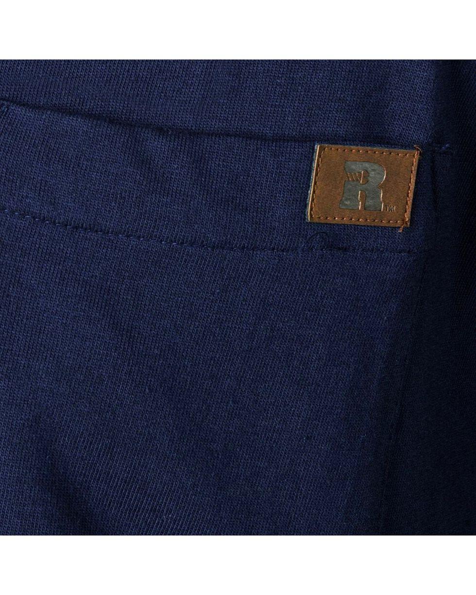 Wrangler Riggs Work Wear Henley, Navy, hi-res