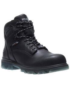 Wolverine Men's I-90 EPX Work Boots - Composite Toe, Black, hi-res