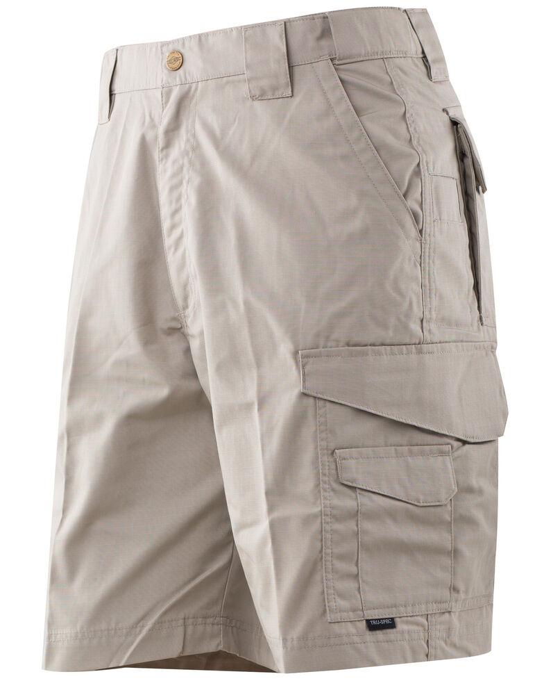 Tru-Spec Men's 24-7 Series Shorts - Big and Tall, Khaki, hi-res
