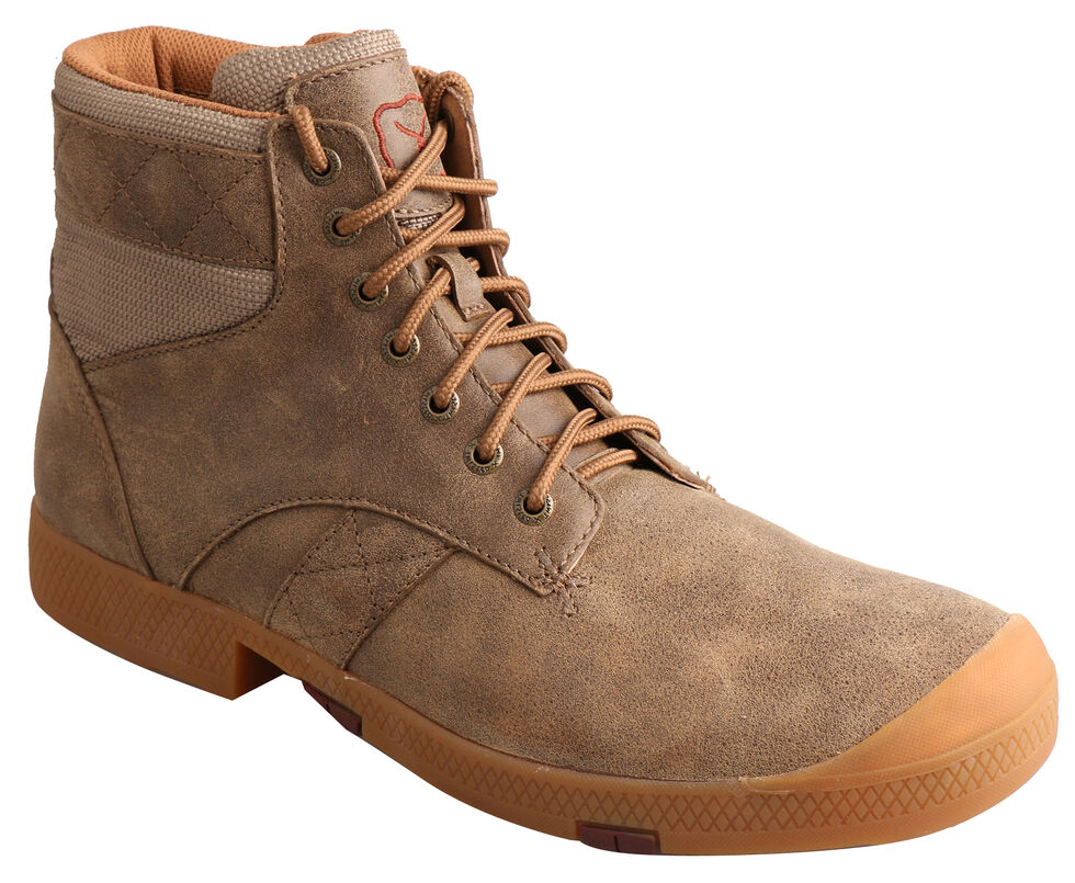 Twisted X Men's Casual Lace-Up Boots - Round Toe , , hi-res